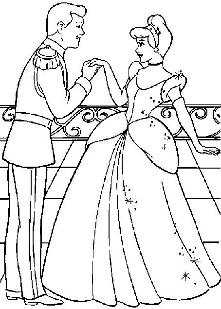 Character Coloring Pages 4