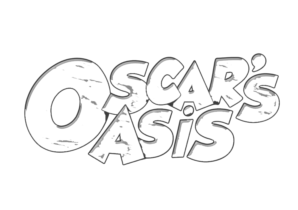 Oscars Oasis Books Coloring 1