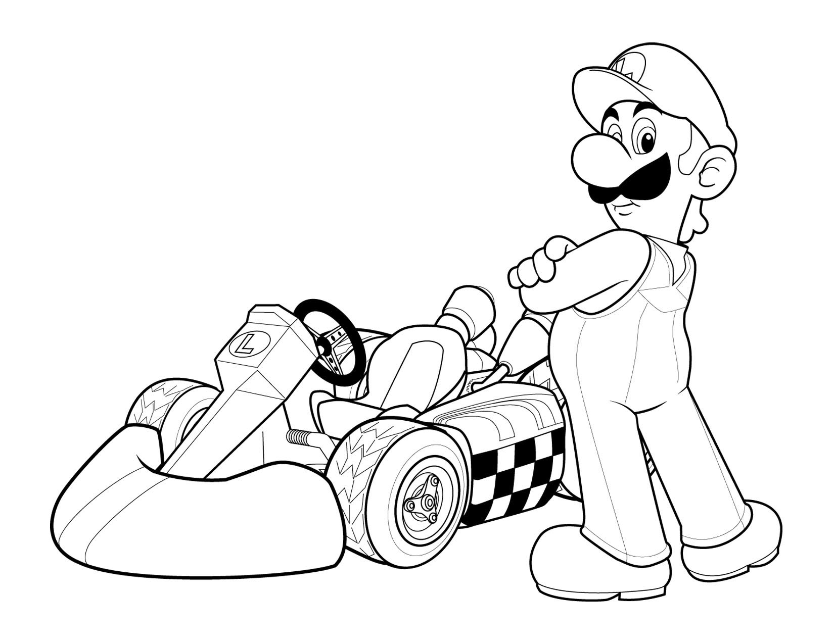 Super Mario Books Coloring 2